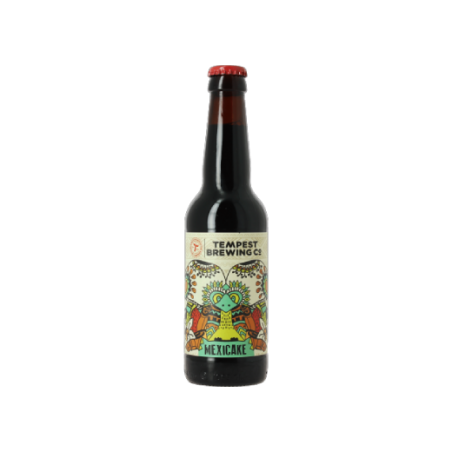 Mexicake Spiced Imperial Stout