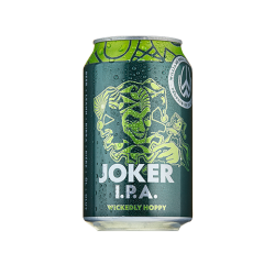 Joker IPA Can