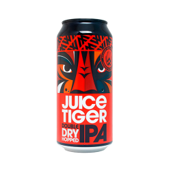 Juice Tiger Can